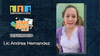 SUPER PROFE LIC ANDREA HERNANDEZ