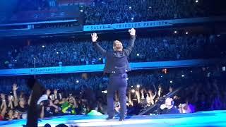 U2 Live @ The Joshua Tree Tour, Morumbi Stadium, São Paulo, Brazil,...
