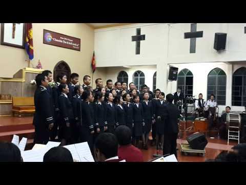 Territorial Songsters IET - Kalvari a Krista [ General Visit 2014 ]