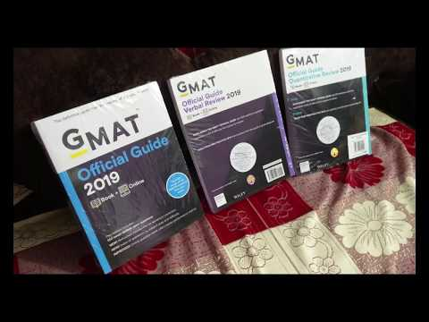 GMAT Official Guide 2019 Bundle Books + Online Paperback Wiley