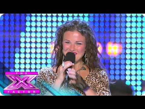 Boot Camp: Is Tara Simon Somebody To Love?  - THE X FACTOR USA