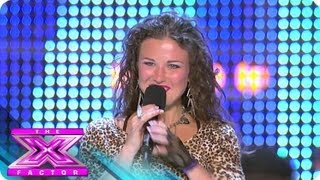 Cover images Boot Camp: Is Tara Simon Somebody To Love?  - THE X FACTOR USA 2012