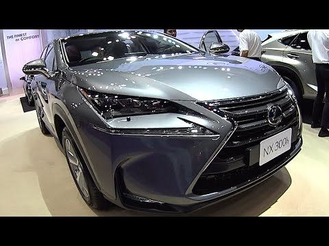 2016 2017 lexus nx 300h video review youtube. Black Bedroom Furniture Sets. Home Design Ideas