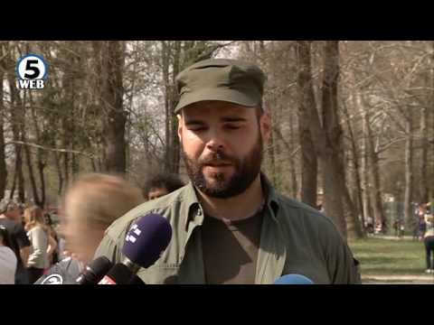 """Со музички хепенинг """"За заедничка Македонија"""" испрати порака за зачувување на унитарноста"""