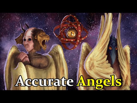 Why Biblically Accurate Angels Look Like Your Worst Nightmare - (Exploring Angelology)