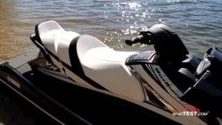 Yamaha VX Cruiser HO Test 2016- By BoatTest.com
