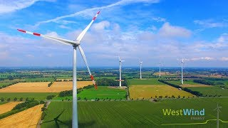 West Wind Energy Imagefilm