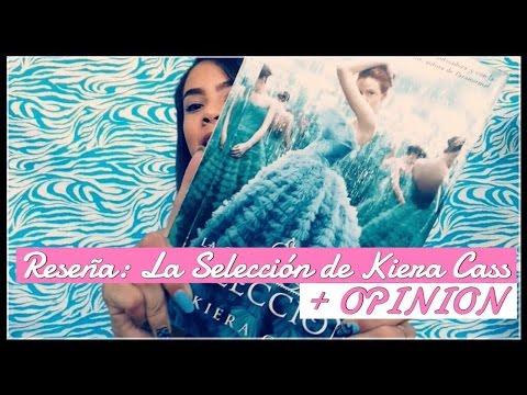 Reseña: La Seleccion Kiera Cass + OPINION- MeDicenYessi