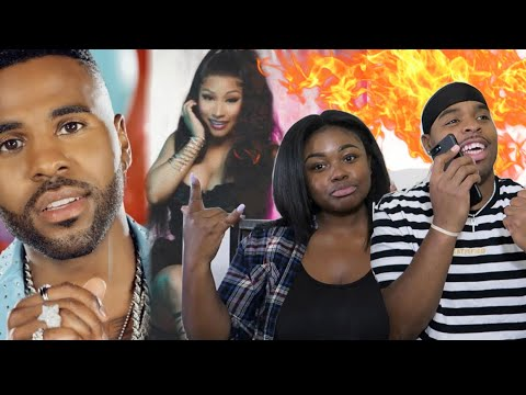 OKAY ONIKA 🔥| Jason Derulo - Goodbye (feat. Nicki Minaj & Willy William) | REACTION!!!