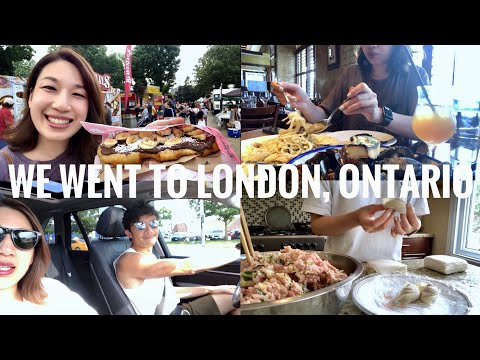 WE WENT TO LONDON, ONTARIO 🇨🇦 | VLOG 231