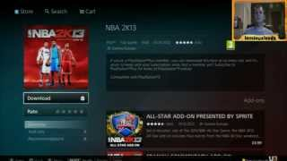 How To Get Free NBA2k13