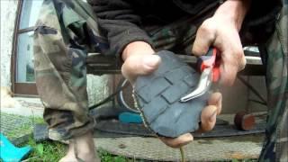 Jak na sandále making sandals