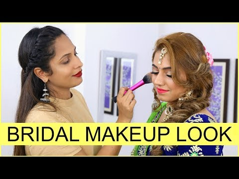 Indian BRIDAL Makeup Tutorial for Beginners | Shruti Arjun Anand