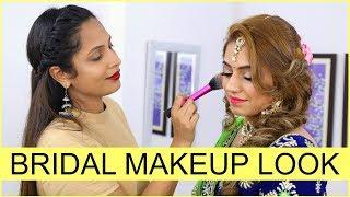 Indian BRIDAL Makeup Tutorial for Beginners | Shruti Arjun Anand