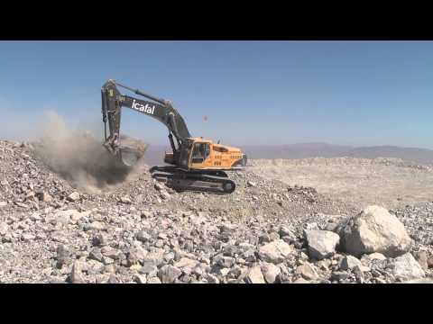 E-Elt under construction