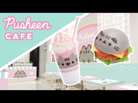 Pusheen Cafe Tour (Pusheen X Kumoya)
