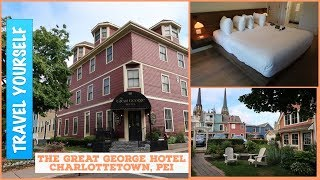 The great george boutique hotel in charlottetown, prince edward island is one of nicest hotels that you will find city. offering 54 modern and ren...