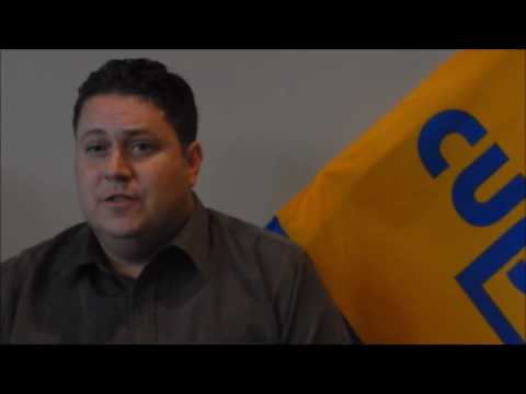 Interview with Canadian Union of Postal Workers