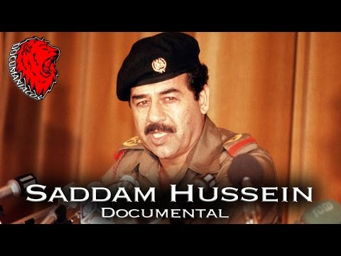 Saddam Hussein (Documental Historia)