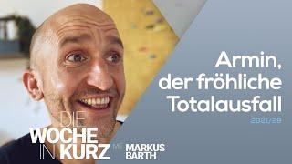 Markus Barth – Armin, der fröhliche Totalausfall