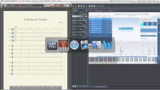 Notion: Creating VST Templates, part two