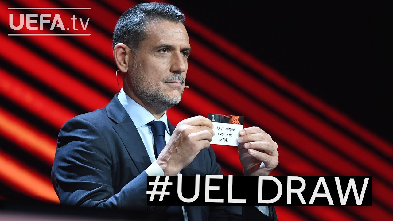 Download #UEL GROUP STAGE DRAW 2021/22