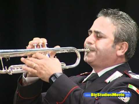 Us Naval Forces Europe Band -O sole mio!-.mpg