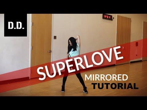 【D.D.】JoJo Gomez Choreography | Superlove| Mirrored Tutorial [Alsa]