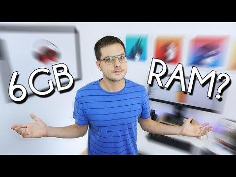 Pra quê TANTA MEMÓRIA RAM nos smartphones!? Faz sentido!?