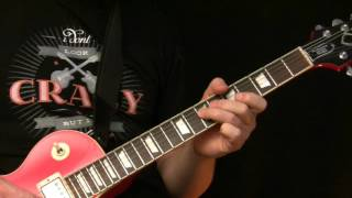 Basic Blues Licks - Guitar Lesson