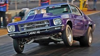REPLAY: Day 2 from Norwalk, OH - HOT ROD Drag Week 2016