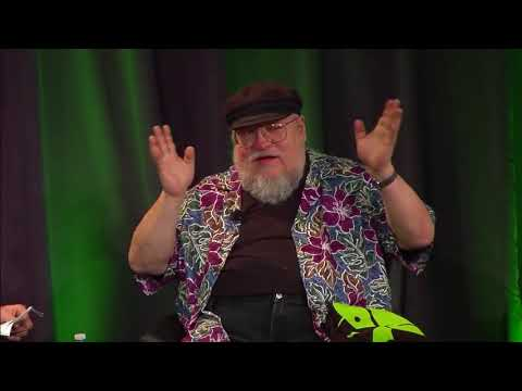 George RR Martin on his Favorite  in Game of Thrones