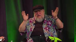 Download George RR Martin on his Favorite Scene in Game of Thrones Mp3 and Videos