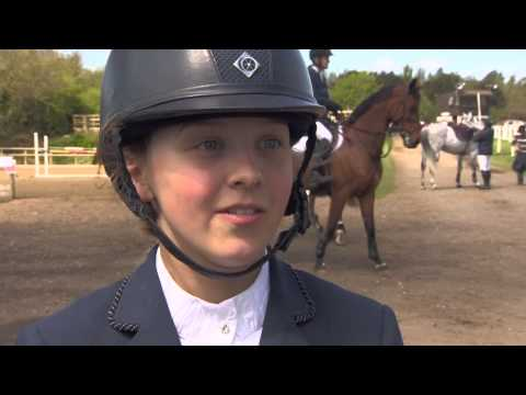 Showjumping - Millie Allen Interview
