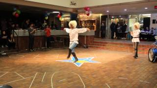 Azerbaijani Dance at University of Toronto, Azerbaycan reqsi Toronto, Kanadada