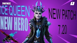 Fortnite ❄ Ice Queen & Ice King Frostnite ❄ Save The World Live 🔴 Support A Creator ID Jasonking5