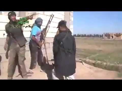 Сирия, тупость боевиков