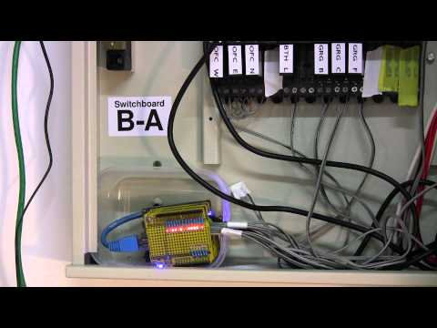 SuperHouseTV #2: Arduino-Controlled Home Automation Switchboard