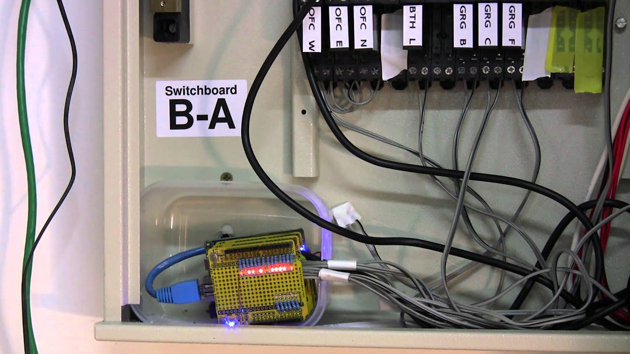 Superhousetv 2 arduino controlled home automation Diy home automation