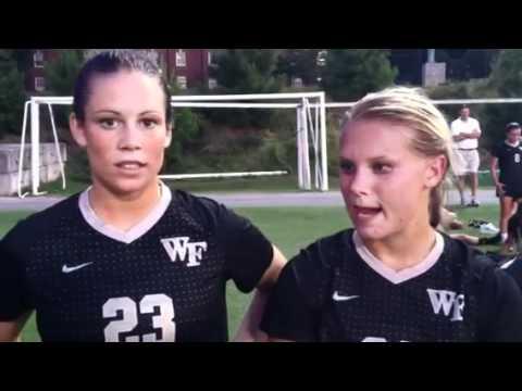 Wake Forest 5, UNCG 0 - Post-match Interview