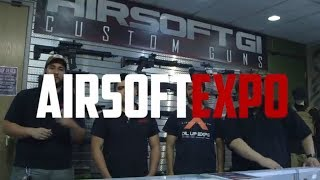 The Airsoft Expo 2018!! - Airsoft GI