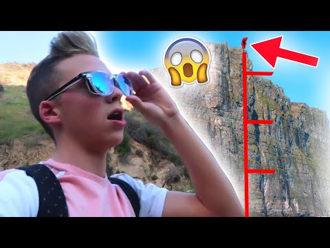 CLIMBING A 1,000,000 CLIFF WITH MY GIRLFRIEND