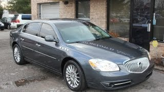 Used 2009 Buick Lucerne Super Navigation for sale Georgetown Auto Sales KY Kentucky SOLD