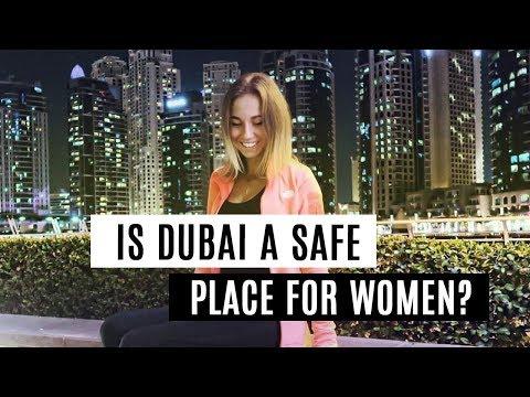 Life for women in Dubai.