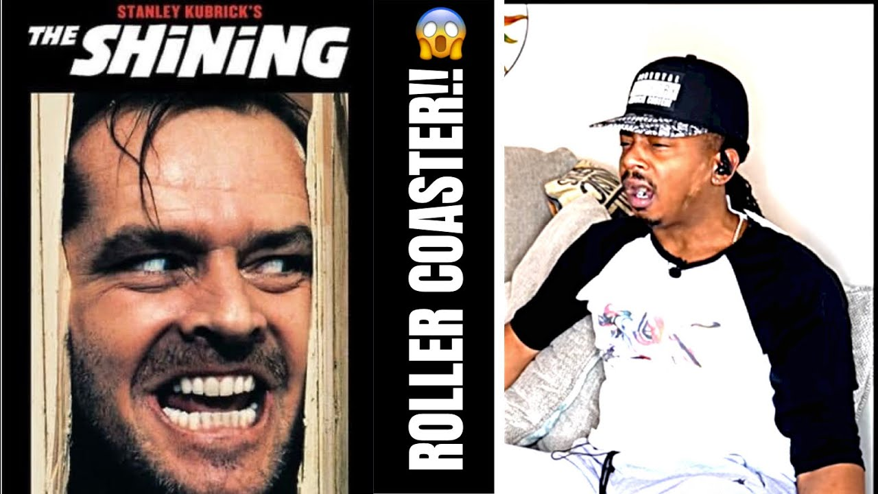 Download The Shining (1980)  MOVIE REACTION! FIRST TIME WATCHING!! I HAVE NO COMMENT!!