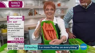HSN   Kitchen Innovations featuring Debbie Meyer 01.27.2020 - 08 AM