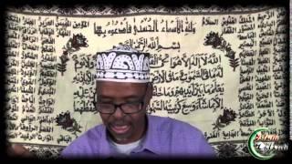 Sheikh Moussa Farah - Recipients of Zakah - Somali -14