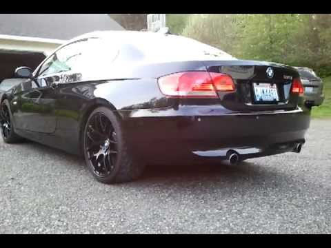 2007 bmw 335i coupe blk on tan youtube. Black Bedroom Furniture Sets. Home Design Ideas