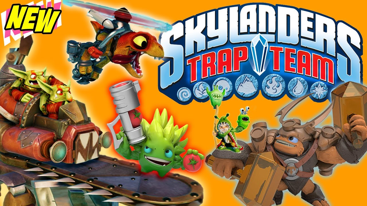 Dating sim lets play skylanders trap team