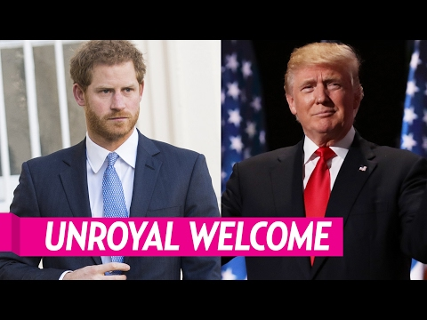Why Prince Harry Is 'Not a Fan' of President Donald Trump